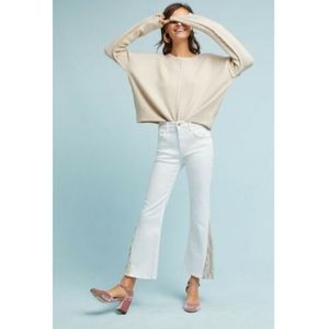 NWT ANTHROPOLOGIE PILCRO HIGH-RISE FLARED JEANS